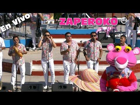 """ORQ. ZAPEROKO - """"DOMINGOS DE FIESTA"""" - MI PERU (COMPLETO)"""