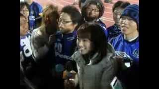 2008ACL決勝 第1戦 ガンバ大阪-アデレードユナイテッド戦 テレビ朝日「...