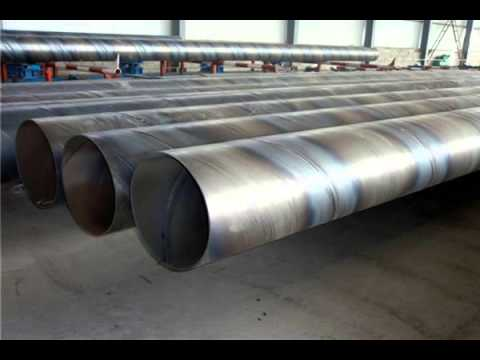 A53 GR B CARBON SPIRAL PIPE FOR FLUID CONVEYANCE BY STEEL MACHINE,Q235B SPIRAL SUBMERGED ARC WELDED