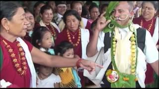nepali magar culture Kaleya dai lai chithi