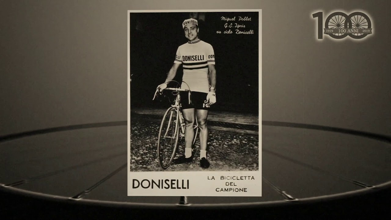 Doniselli Leader Nel Settore Produzione Biciclette