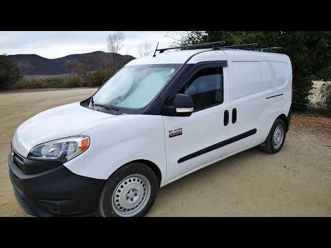 ProMaster City Van Conversion