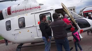 Выставка средств скорой помощи в Симферополе