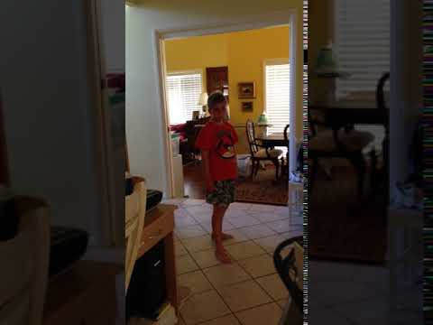 """014.MOV...Cooper day after PANS hit 28 January 2014...would become """"fixed"""""""