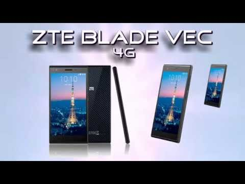 ZTE carbon fiber Blade Vec 3G and 4G
