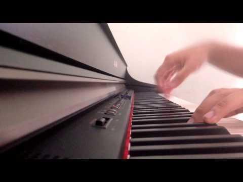 Lagu Rohani Kristen | Grezia Ephiphania - Walau Ku Tak Dapat Melihat [Piano Cover]