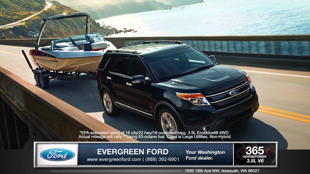 2017 Ford Explorer Walk Around Evergreen Serving Issaquah Wa Seattle
