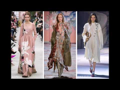 Мода 2019: Женская одежда