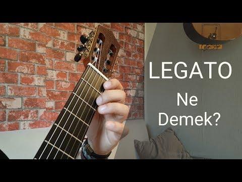Legato Nasıl Yapılır Hammer on  Pull off Nedir? Gitar Tekniği