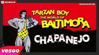 TARZAN BOY - BALTIMORA - VERSÃO CHAPANEJO