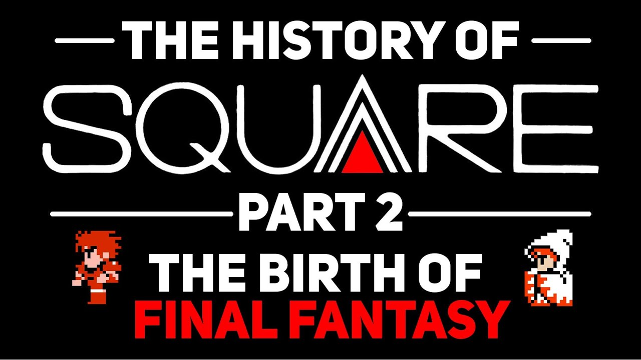 The Birth of Final Fantasy   The Complete History of Square (Part 2) [Documentary]