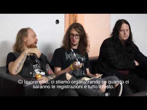 Bloodbath Interview @ Metaldays 2017