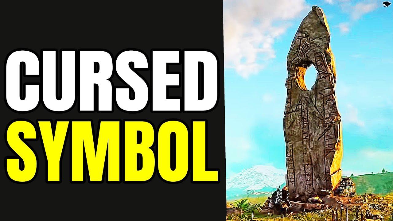 Assassins Creed Valhalla Cursed Symbol Skill Tree More Youtube