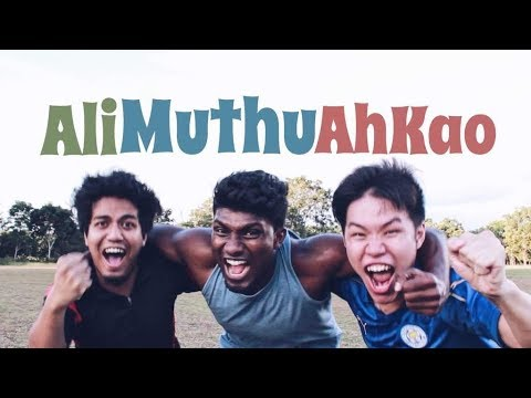 [Namewee's Singing Contest] Ali AhKao dan Muthu - A story of picking up a Malaysian girl