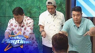 Celebrity Playtime: Pose Mo Yan Teh!