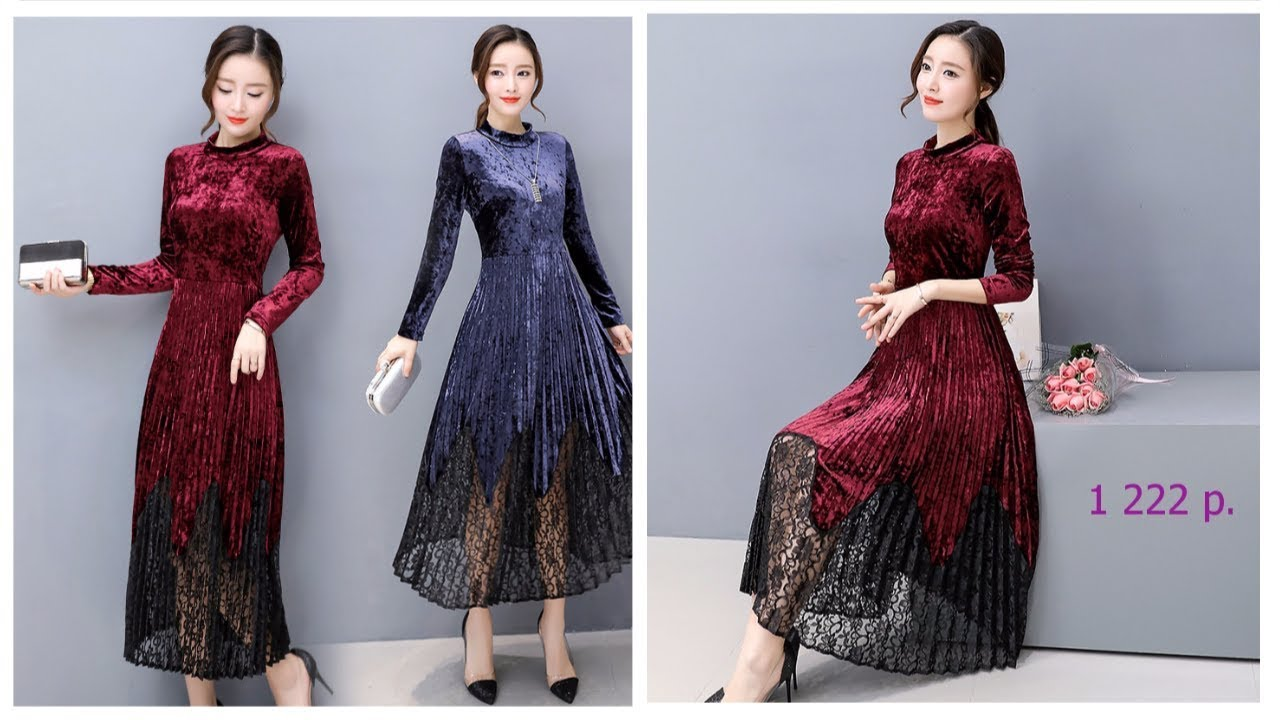 В нашем интернет-магазине ты можешь купить платье на любой вкус. Наш дизайнеры создают новые коллекции модных женских платьев каждый.