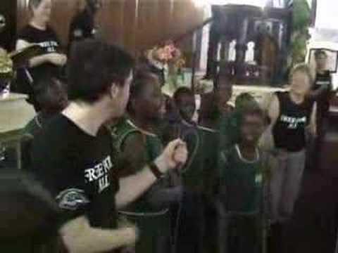 Freetown Schools Sing