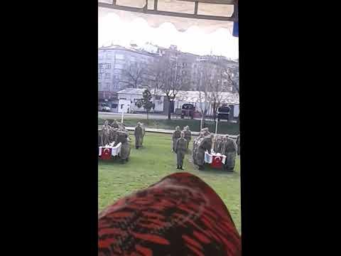 354 KD (Kısa Dönem) Yemin Töreni Trabzon Erdoğdu (P2)