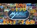 Top 150 MAME Arcade Games (150-101)