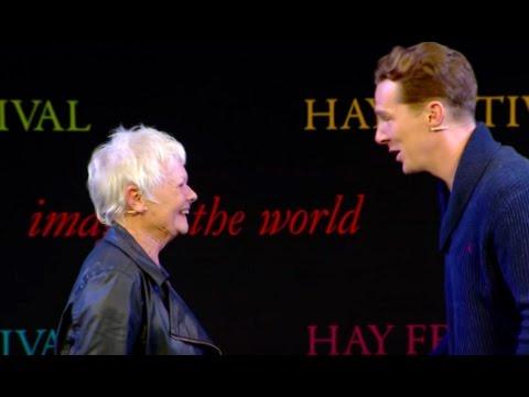 Judi Dench and Benedict Cumberbatch  Twelfth Night