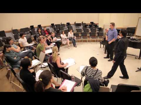 Carlos Conde - teaching TTU school of music part 2 of 2