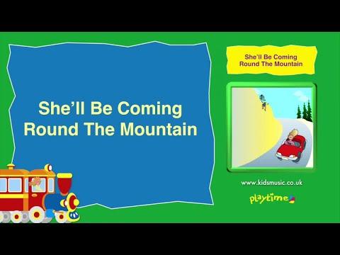 Kidzone - She'll Be Coming Round The Mountain