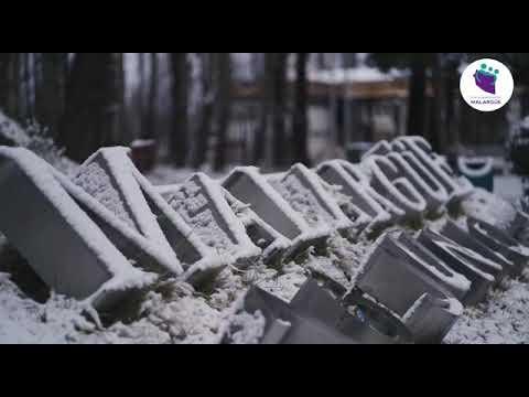 Malargüe  a punto nieve. Hermosa postal de un destino imperdible