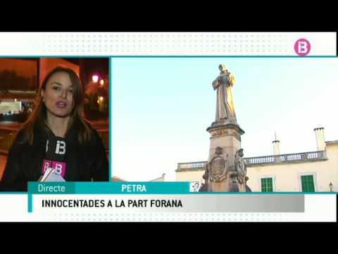 Els quintos de Vilafranca tenen la creu del Pare Serra