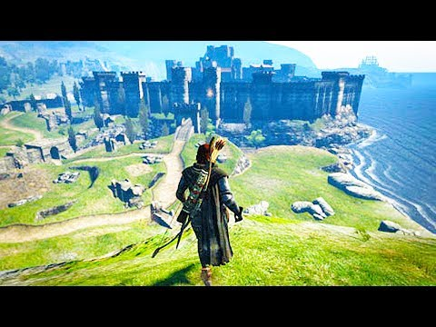 12 BIG Upcoming OPEN WORLD Games of 2017 - New Games for PS4 Xbox One Switch PC