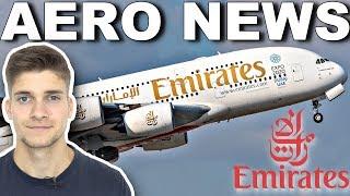NEW YORK ab HAMBURG & Beschwerden! EMIRATES A380! AeroNews