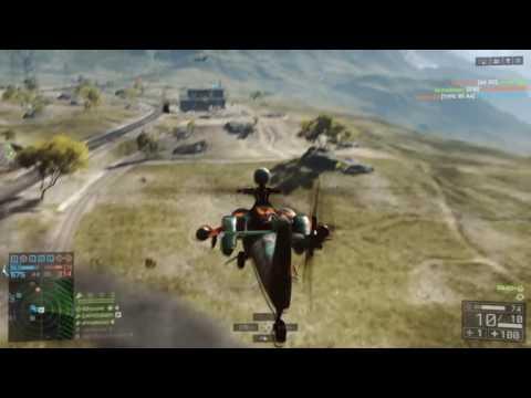 Battlefield 4 - Apache  yes please