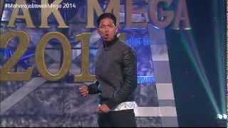 Maharaja Lawak Mega 2014 - Minggu 1 (Nabil)