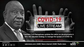 COVID-19   President Ramaphosa addresses the nation: 24 May 2020