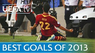 Morata, Isco, Wijnaldum: Best goals from the 2013 Under-21s