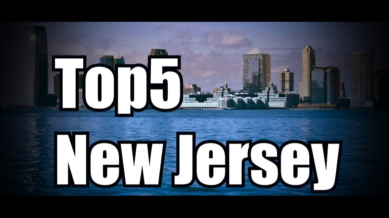 top 5 places to live in new jersey youtube. Black Bedroom Furniture Sets. Home Design Ideas