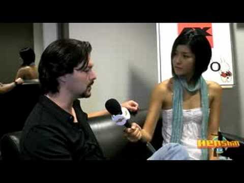 HenshinTV.com David Hayter Interview pt 1 Anime Expo 2008