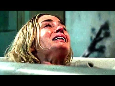 SANS UN BRUIT : Les Extraits du movie (Thriller, 2018)