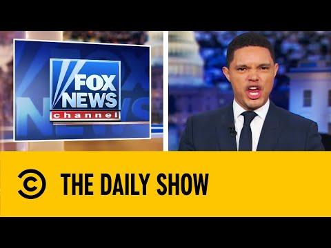 Trevor Noah Roasts Fox News   The Daily Show With Trevor Noah
