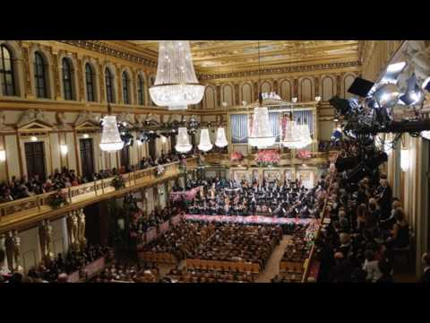 2017 New Year's Concert   Vienna Philharmonic Orchestra,