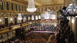 2017 New Year's Concert   Vienna Philharmonic Orchestra,...