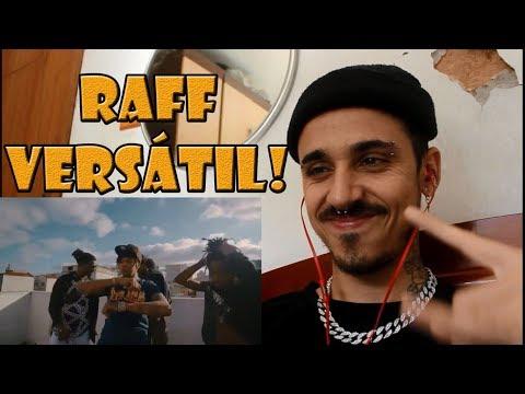 "BC Raff ""Reis Dessa Terra"" feat Makonnen  prod Celo Dir: HeshKidz  REAÇÃO GRANAMC"
