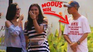 Video BIKIN CEWEK2 SALAH FOKUS - LIHAT KAOSNYA !! Modus Cari Cewek - Prank Indonesia download MP3, 3GP, MP4, WEBM, AVI, FLV September 2018