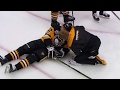 Niskanen tossed after Crosby takes cross check to face