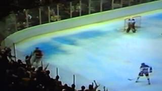 """Do You Believe In Miracles!"" ""Final Seconds USA Hockey Beating Soviet Union!"" 1980"