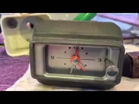 1964 Thunderbird Working Clock