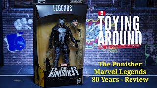 Marvel 80 Years Punisher Exclusive - Review