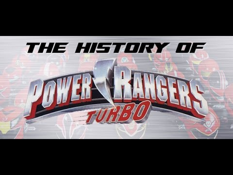 Power Rangers Turbo, Part 1 - History Of Power Rangers