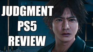 Judgment Remastered PS5 Review - The Final Verdict (Video Game Video Review)