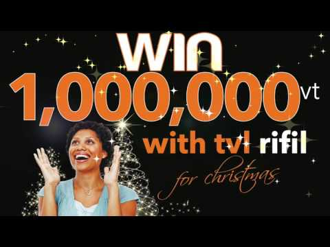 Win 1 Million with Telecom Vanuatu Ltd