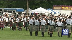 25th annual Glasgow Lands Scottish Festival held at Look Park